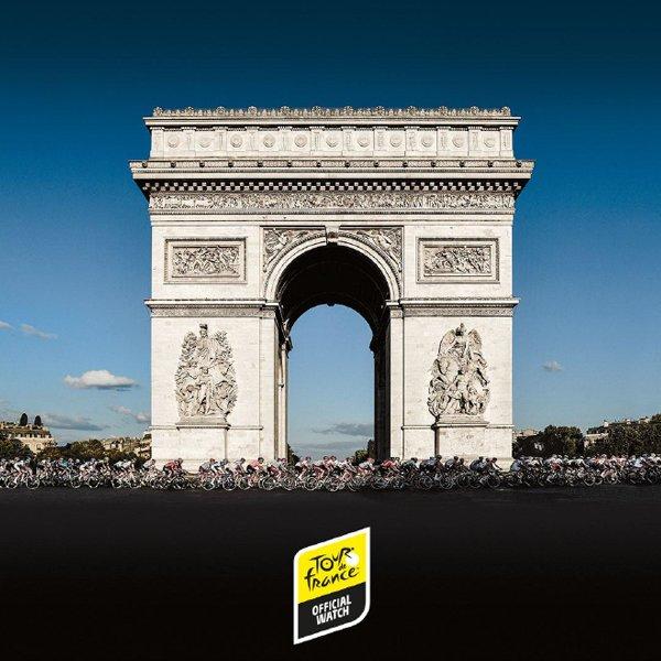 Zegarek Tissot Tour de France 2020 Special Edition dla prawdziwych sportowcow