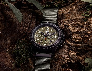 TraserⓇ P67 Officer Pro Chronograph - gotowy do służby!