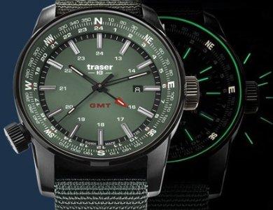 Taktyczne zegarki traser® - kolekcja P68 Pathfinder GMT