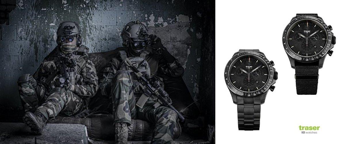 Niezawodna nowa kolekcja zegarków Traser