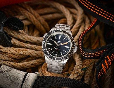 Zegarki Traser P67 SuperSub Diver od teraz w wersji automatycznej!