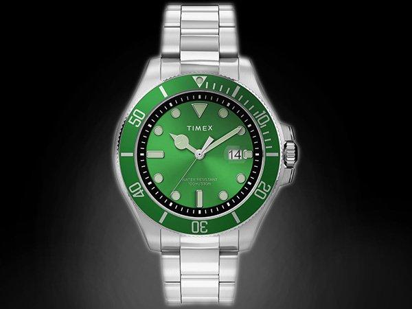 Stylowy zegarek Timex Harborside