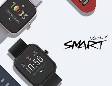 Vector Smart – stylowy i funkcjonalny smartwatch na każdą kieszeń. Odkryj zegarek Vector Smart