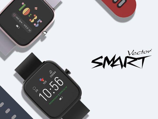 Smartwatch Vector Smart, czyli zegarek jutra