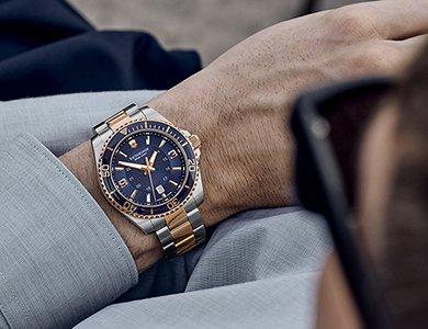 Prezentacja najnowszej kolekcji zegarków Victorinox Maverick