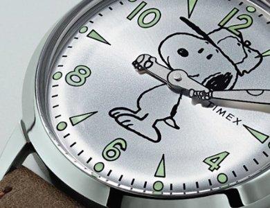 Zabawna nowość - zegarek Timex Welton Snoopy