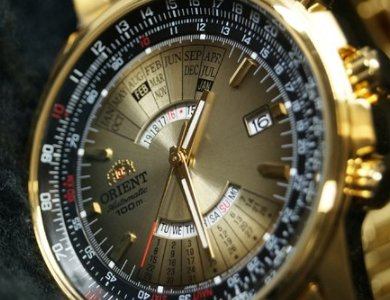 Zegarki z kalendarzem. Orient Multi Year