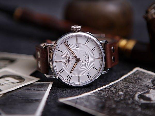 Prestiżowe zegarki męskie Atlantic