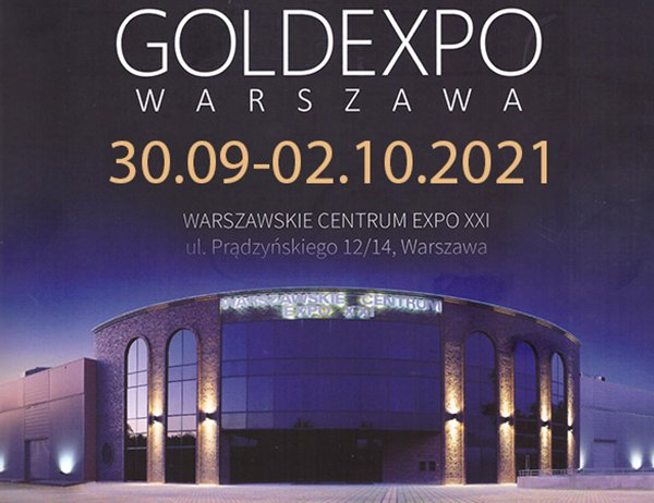 Targi GoldExpo 2021 ze specjalną premierą Vostok Europe