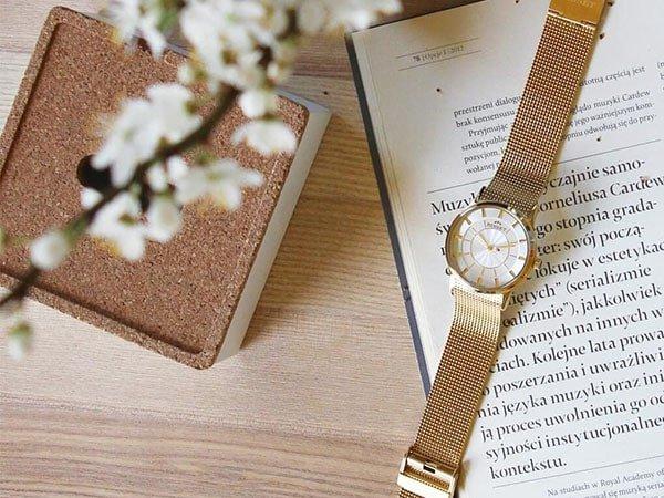 Bisset zegarki biżuteryjne dla eleganckiej kobiety
