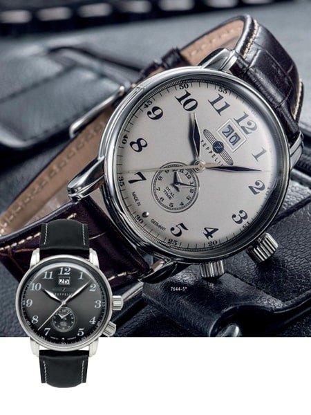 Męskie zegarki Zeppelin - dla najbardziej wymagających mężczyzn