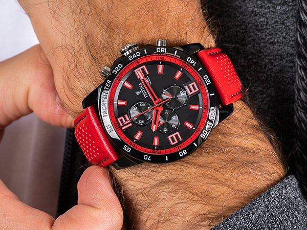Zegarek Festina w sportowym stylu