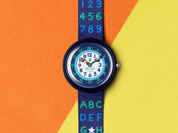 Zegarki Flik Flak dla dziecka— bezpieczeństwo użytkowania