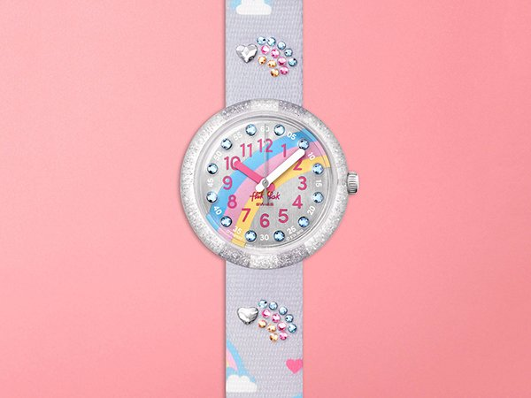 Odkryj czas z zegarkami Flik Flak