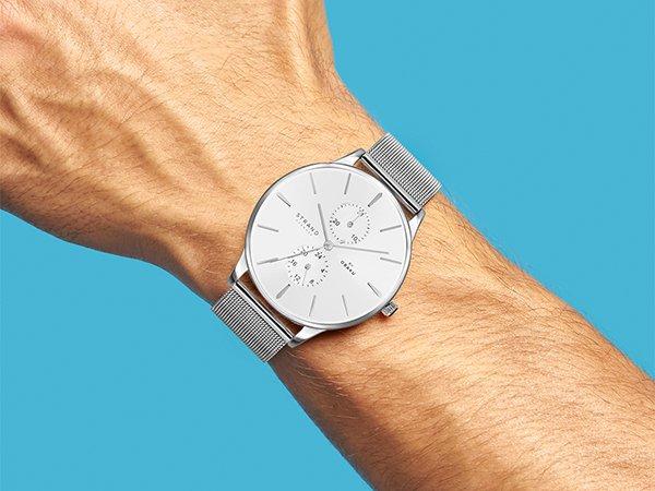 Zegarki Strand by Obaku dla nowoczesnych mężczyzn