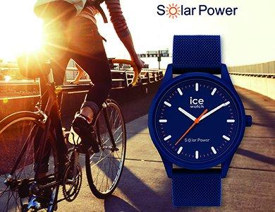 Nowe zegarki Ice Watch Solar - z miłości do planety