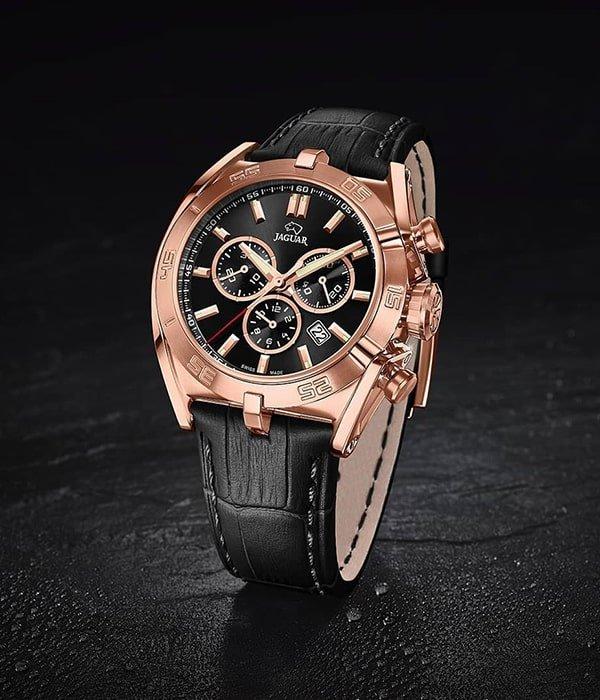 Stylowe zegarki Jaguar