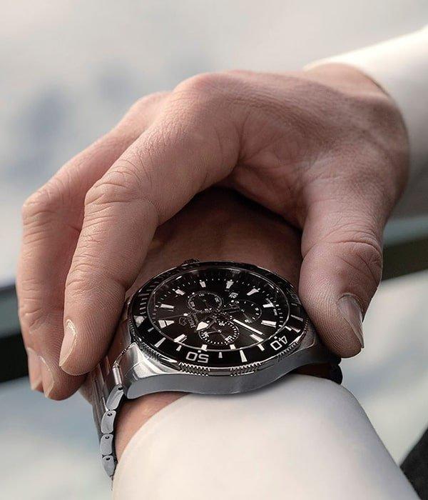 Szwajcarskie zegarki Jaguar