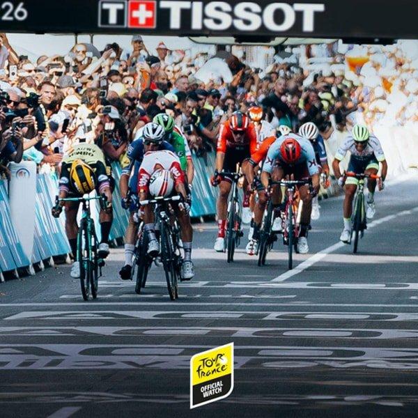 Legandarny wyścig Tour de France