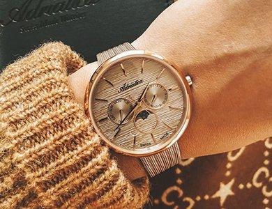Dzień Kobiet – 8 zegarków na prezent dla żony