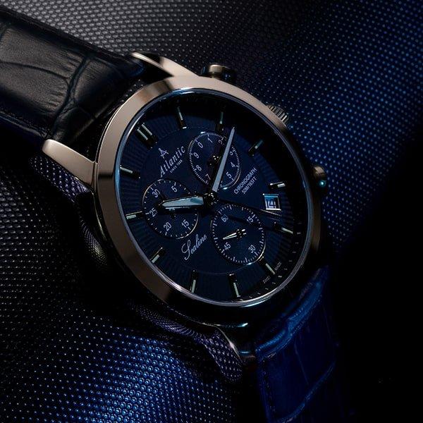 Elegancki zegarek Atlantic