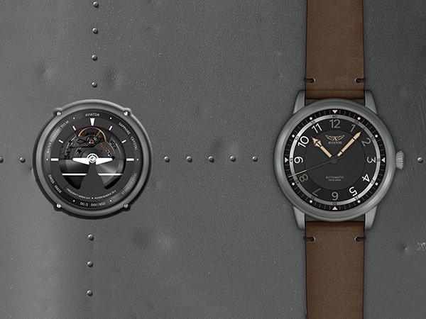 Fenomenalny zegarek Aviator dla najlepszych