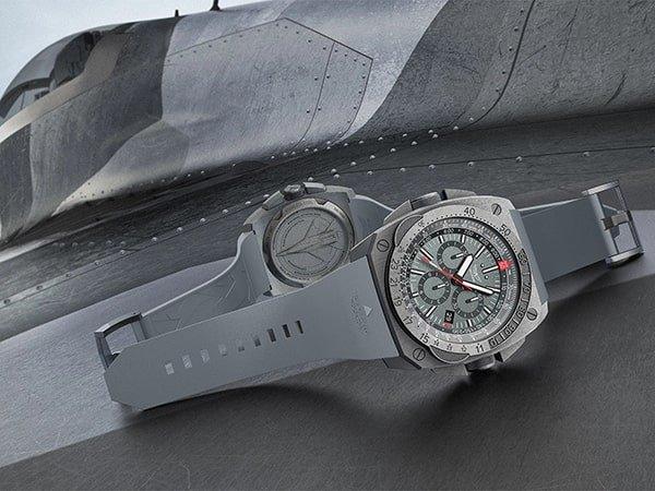 Krótka historia zegarków lotniczych Aviator
