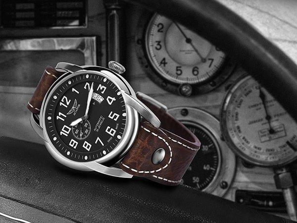 Niezawodny zegarek Aviator dla najlepszych