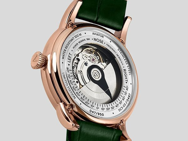 Niezawodna jakość zegarków marki Aviator