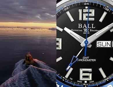 Zegarki Ball – precyzyjne w niesprzyjających warunkach. Kultowe kolekcje Ball