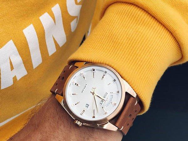 Nowoczesne metody produkcji dla zegarków Bisset