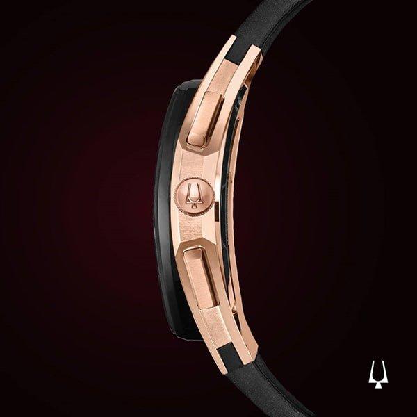 Bulova CURV - perfekcyjne dopasowany zegarek do nadgarstka