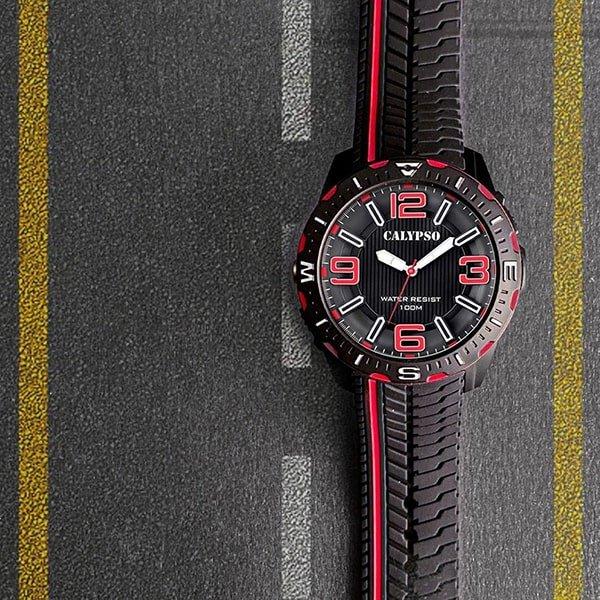 Zegarki Calypso - marka ludzi młodych