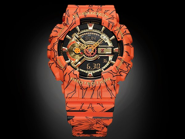 Zegarek G-SHOCK Dragon Ball Z