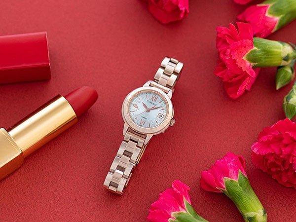 Biżuteryjny wygląd damskich zegarków Casio Sheen.