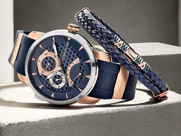 Wyjątkowe zegarki Cerruti 1881 dla każdego