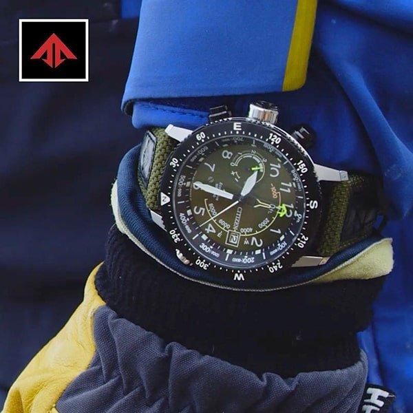 Zegarki Citizen na pasku dostosowany do potrzeb każdego