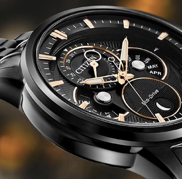 Niezwykły zegarek Citizen Eco-Drive
