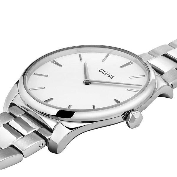Damski zegarek Cluse na bransolecie