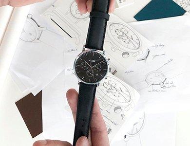 Jak ustawić zegarek Cluse?