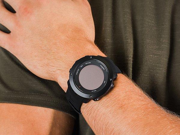 Męski smartwatch - krok ku przyszłości