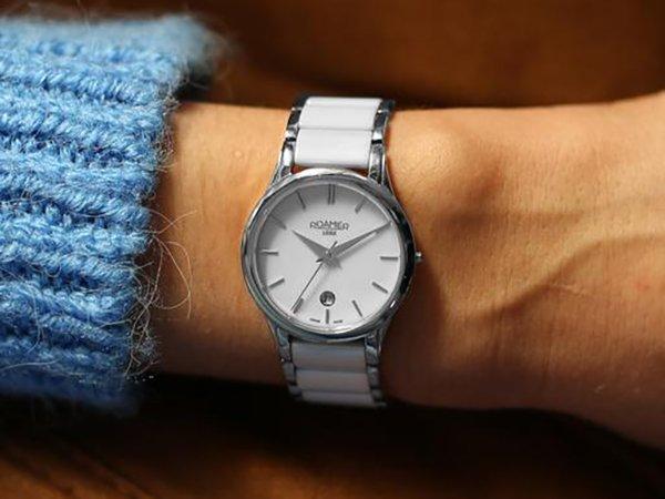 Ceramiczne zegarki Roamer Ceraline — co je wyróżnia?
