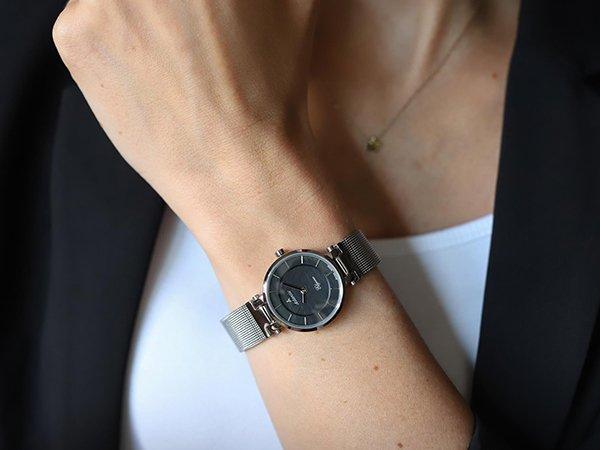 Zegarek damski Atlantic Elegance - wybierz swój sposób noszenia