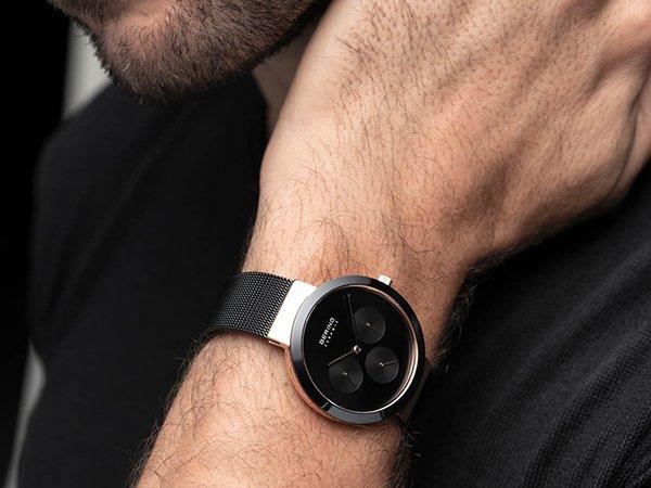Wyjątkowy design zegarków Bering Ceramic