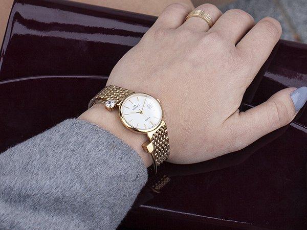Zegarek szwajcarski damski — idealny na prezent