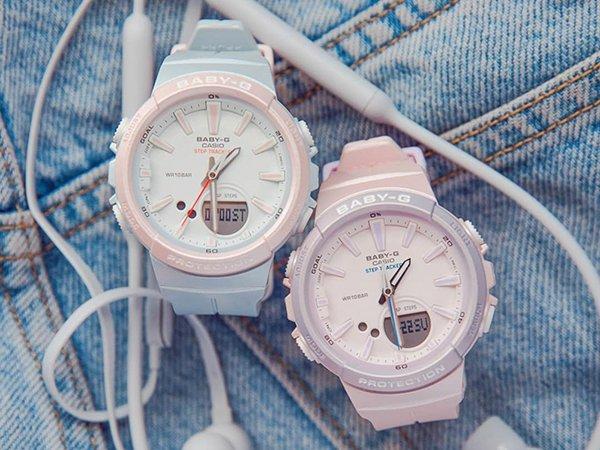 Niezawodne obudowa damskich zegarków Casio