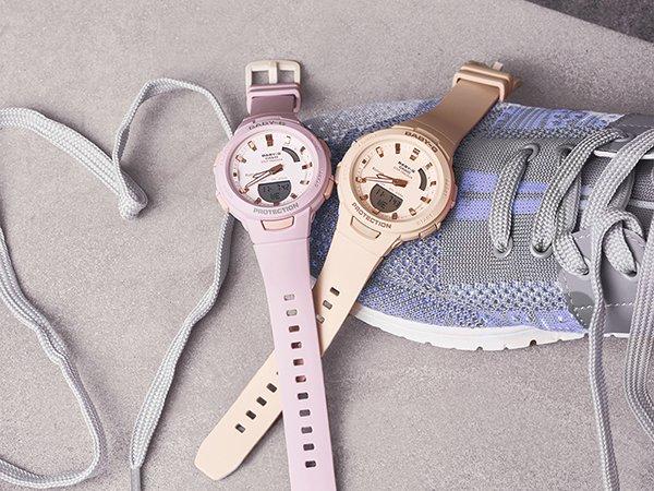 Niesamowita funkcjonalność zegarków Casio Baby-G