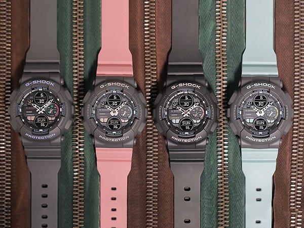 Emily Oberg z nowym zegarkiem G-SHOCK S-SERIES GMA-S140