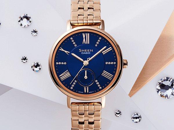 Jaki zegarek damski Casio wybierzesz?