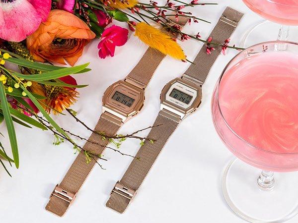 Jaki zegarek damski Casio Vintage wybierzesz?